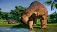 JWE HDP screenshots Nigersaurus 1