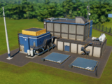 Small Power Station