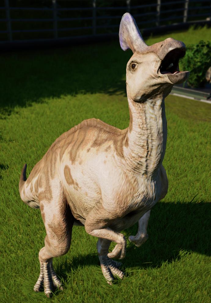 Tsintaosaurus Jurassic World Evolution Wiki Fandom
