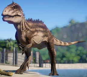 JWECarcharodontosaurus