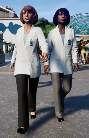 Scientist guests