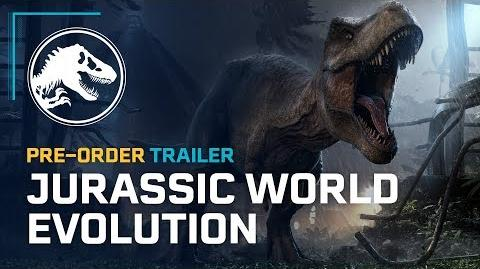 Jurassic World Evolution Pre-Order Trailer