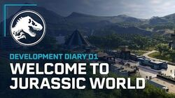 Dev Diary Welcome to Jurassic World
