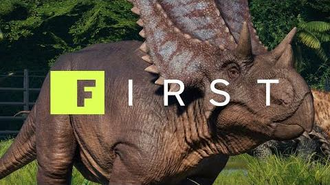Jurassic World Evolution Sandbox Mode Reveal - IGN First