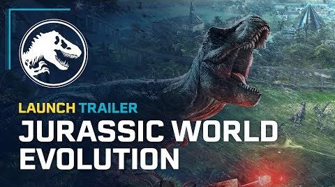 Jurassic World Evolution - Launch Trailer