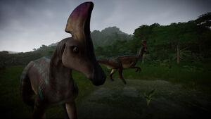 Jurassic World Evolution 50