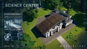 JWE Science Center