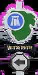 Visitorcentresign