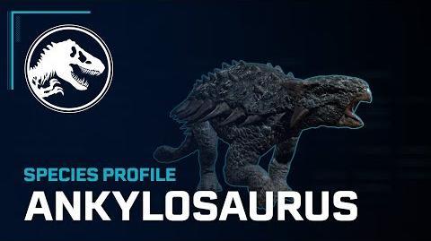Species Profile - Ankylosaurus