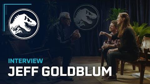 Jurassic World Evolution - Interview with Jeff Goldblum