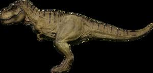 Rex Wetland (Requires 5 stars on Jurassic Mode Isla Pena)