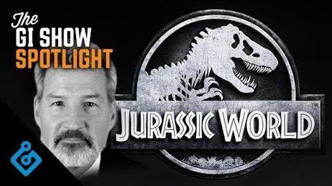 Writing Jurassic World Evolution's New Lore
