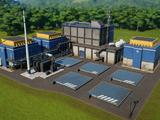 Large Power Station