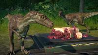 Jurassic World EvolutionHerrera