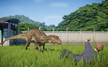 Jurassic World Evolution Screenshot 2019.10.17 - 22.25.04.43