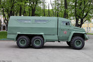 Kolun 6x6 MRAP 6