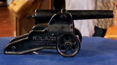 Model 1898 Winchester Signal Cannon