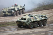 BTR-80 Pair