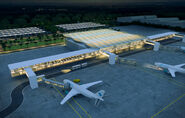Medici International Airport