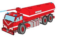 Scando C-500-30 fire truck