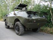 BRDM-2 ATGM
