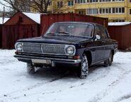 GAZ-24 (1st generation) Volga (front view)