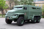 Kolun 6x6 MRAP 3