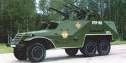 BTR-152 TCM-20 4