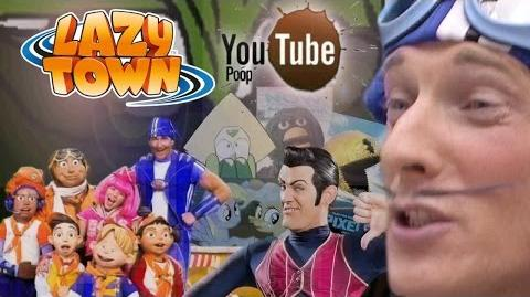 -YTP Collab- The Fall of LazyTown