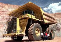 Stria Mining Truck