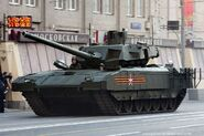 T-14 Armata MBT 5