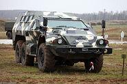 Bulat 6x6 APC Unarmed