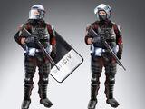 Armor in Just Cause 4: Sakaku