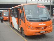 Metrobús , Santiago de Chile