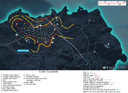 Citate Cacomistle detailed map