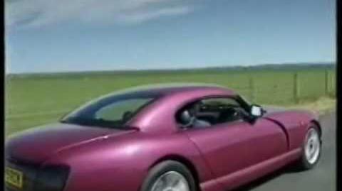 Old Top Gear - TVR Cerbera