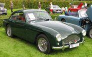 1957 Aston Martin DB Mk III fr