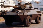 Fiat-OTO Melara Type 6616 APC