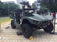 Spider Light Strike Vehicle 3