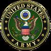 U.S. Army -Emblem--Military Insignia 3D--1.5-