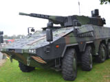 Leopard Series Armored Vehicles