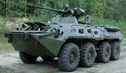 BTR-82 5
