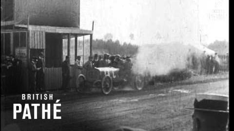Motor Racing (1900-1909)