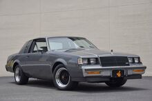 1987-Buick-Regal-T-type-Front