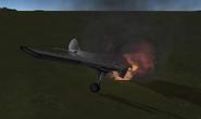 PT-1 Crash