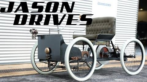 Driving The First Crappy Car Ford Ever Built - Jason Drives