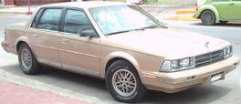 '83 Buick Century Sedan