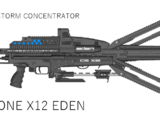 CS X12 EDEN