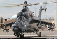 MI-24 Super Hind 9