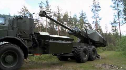 Scando Battle Tractor Mk.5